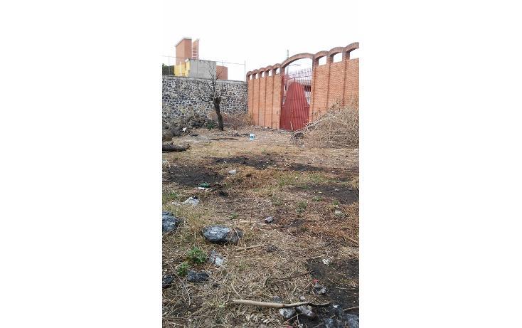 Foto de terreno habitacional en venta en  , san lorenzo atemoaya, xochimilco, distrito federal, 1851926 No. 02
