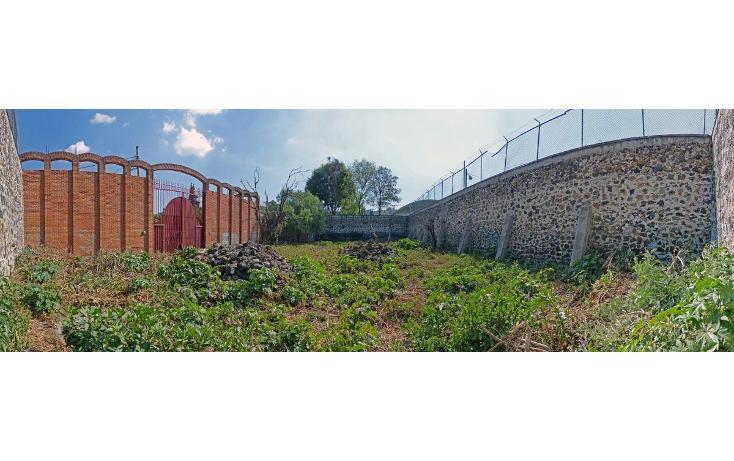 Foto de terreno habitacional en venta en  , san lorenzo atemoaya, xochimilco, distrito federal, 1851930 No. 03