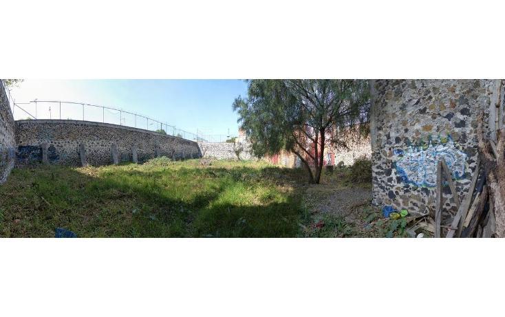 Foto de terreno habitacional en venta en  , san lorenzo atemoaya, xochimilco, distrito federal, 1851930 No. 04