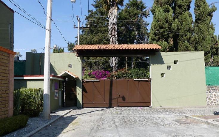 Foto de terreno habitacional en venta en  , san lorenzo atemoaya, xochimilco, distrito federal, 1851932 No. 01