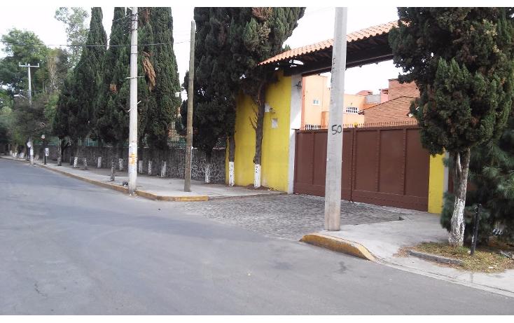 Foto de terreno habitacional en venta en  , san lorenzo atemoaya, xochimilco, distrito federal, 1928159 No. 01