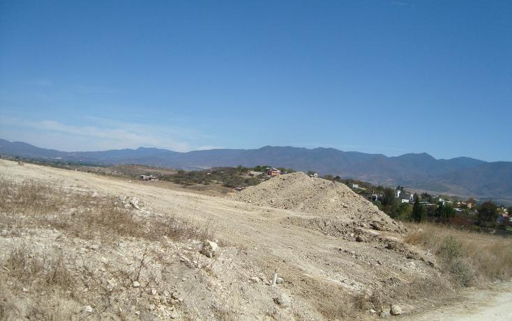 Foto de terreno habitacional en venta en  , san lorenzo cacaotepec, san lorenzo cacaotepec, oaxaca, 1661768 No. 03