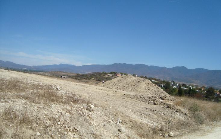 Foto de terreno habitacional en venta en  , san lorenzo cacaotepec, san lorenzo cacaotepec, oaxaca, 1661768 No. 04