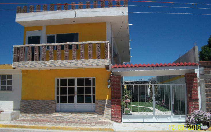 Foto de casa en venta en  , san lorenzo chiautzingo, chiautzingo, puebla, 2006048 No. 01
