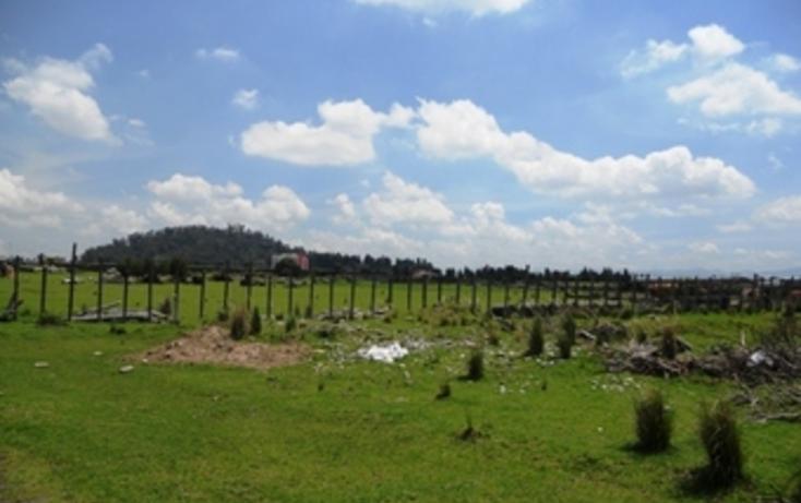 Foto de terreno habitacional en venta en  , san lorenzo coacalco, metepec, méxico, 1087051 No. 01