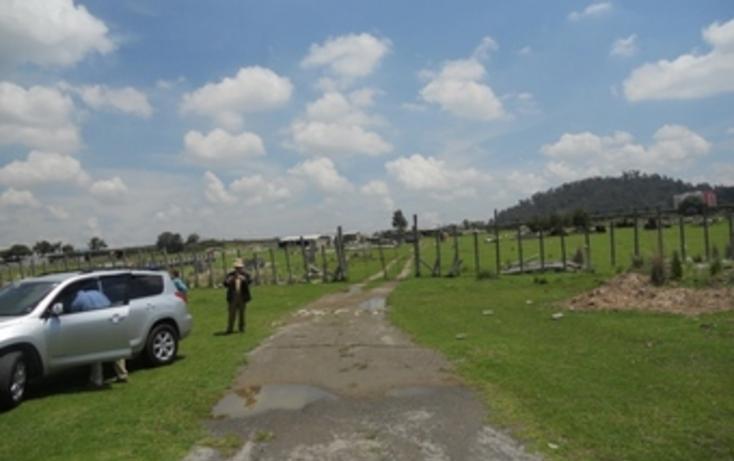 Foto de terreno habitacional en venta en  , san lorenzo coacalco, metepec, méxico, 1087051 No. 02