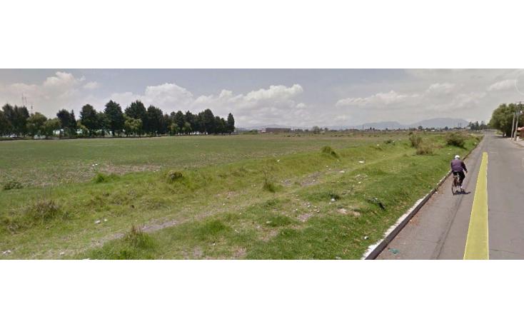 Foto de terreno habitacional en venta en  , san lorenzo coacalco, metepec, méxico, 1677334 No. 04