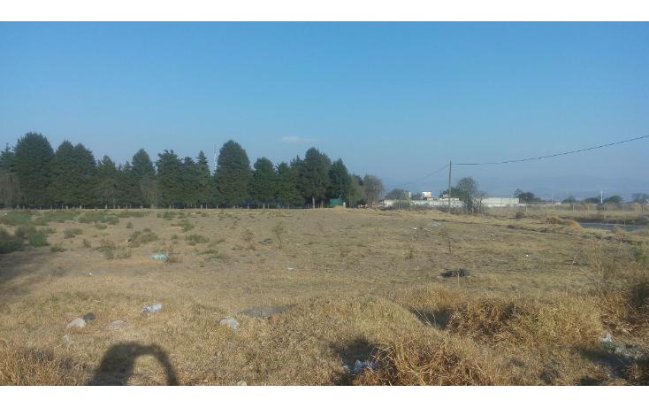 Foto de terreno habitacional en venta en  , san lorenzo coacalco, metepec, méxico, 1677334 No. 05