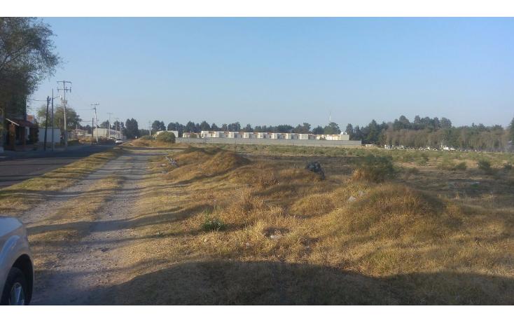 Foto de terreno habitacional en venta en  , san lorenzo coacalco, metepec, méxico, 1677334 No. 07