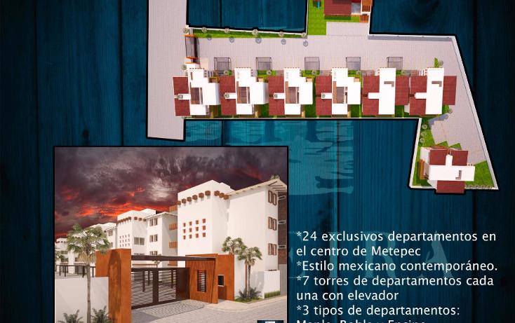 Foto de departamento en venta en  , san lorenzo coacalco, metepec, méxico, 1975842 No. 04