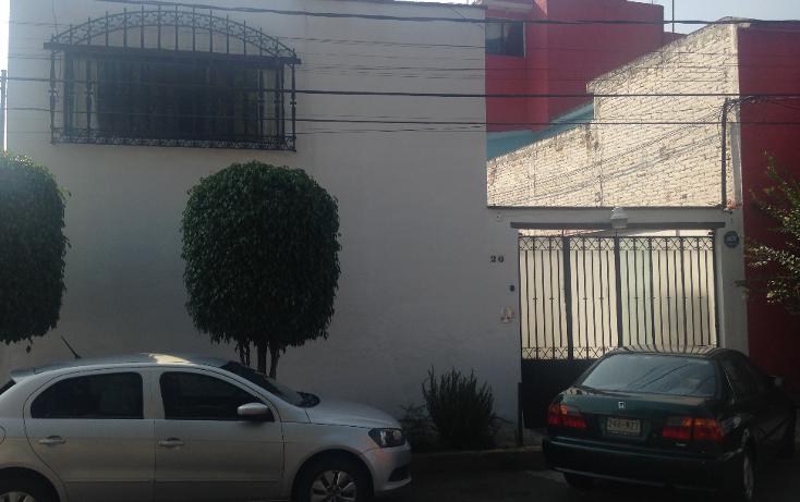 Foto de casa en renta en  , san lorenzo huipulco, tlalpan, distrito federal, 1265225 No. 01