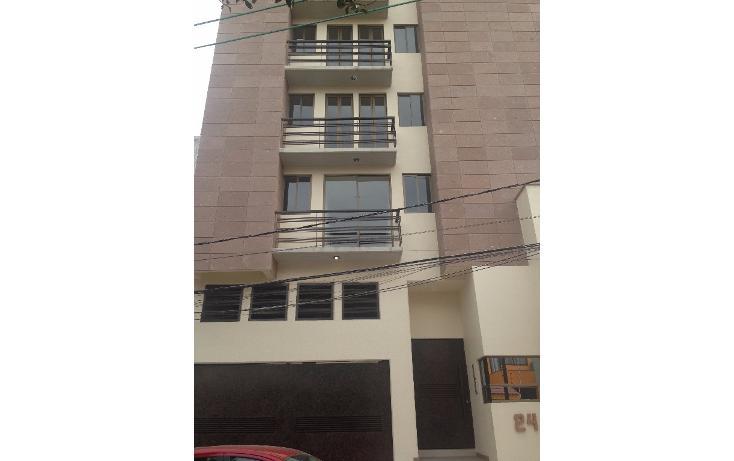Foto de departamento en venta en  , san lorenzo huipulco, tlalpan, distrito federal, 1717580 No. 01