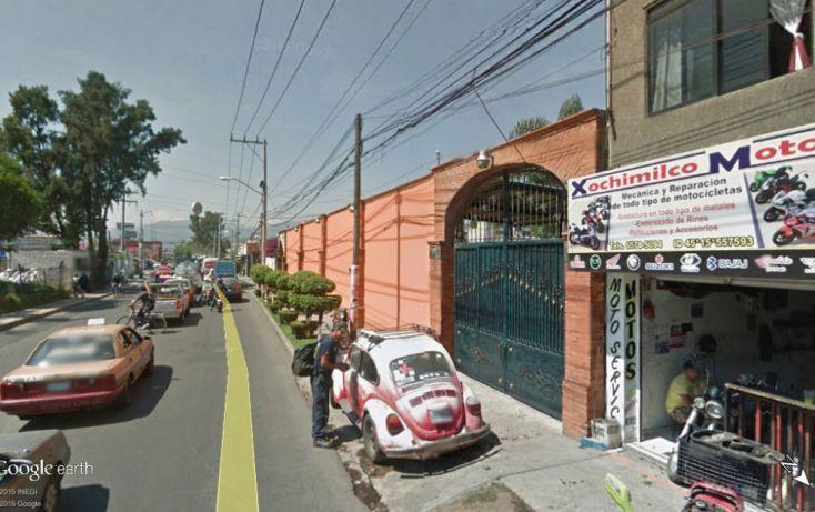 Foto de terreno habitacional en venta en, san lorenzo la cebada, xochimilco, df, 1296555 no 01