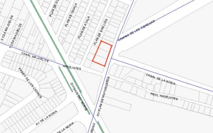 Foto de terreno habitacional en venta en, san lorenzo la cebada, xochimilco, df, 1296555 no 06