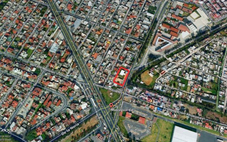 Foto de terreno habitacional en venta en, san lorenzo la cebada, xochimilco, df, 1296555 no 08