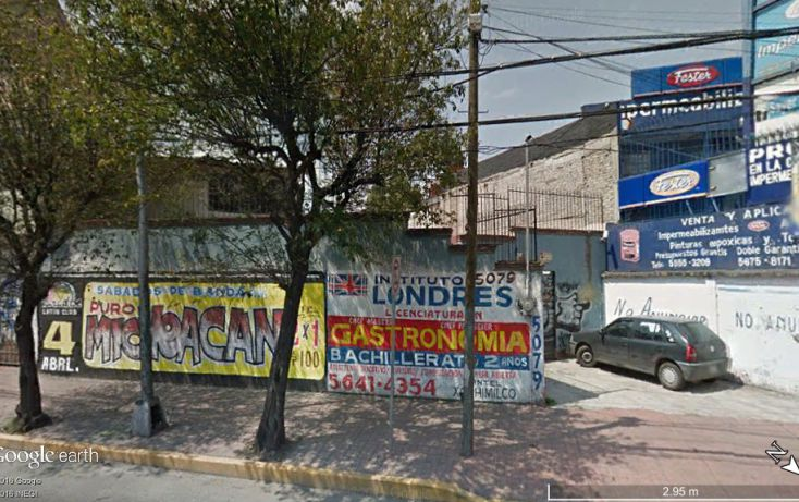 Foto de terreno comercial en renta en, san lorenzo la cebada, xochimilco, df, 1944080 no 02