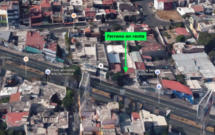 Foto de terreno comercial en renta en, san lorenzo la cebada, xochimilco, df, 1944080 no 04