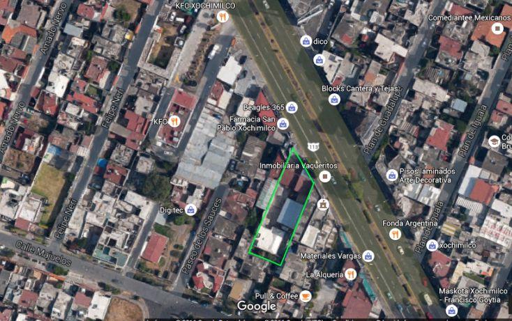 Foto de terreno comercial en renta en, san lorenzo la cebada, xochimilco, df, 1944080 no 05