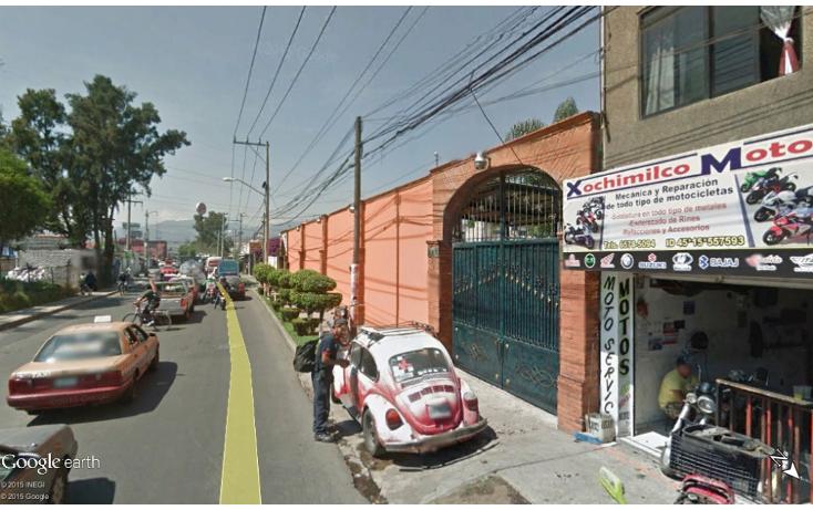 Foto de terreno habitacional en venta en  , san lorenzo la cebada, xochimilco, distrito federal, 1296555 No. 01