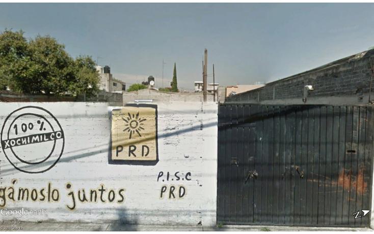 Foto de terreno habitacional en venta en  , san lorenzo la cebada, xochimilco, distrito federal, 1296555 No. 03