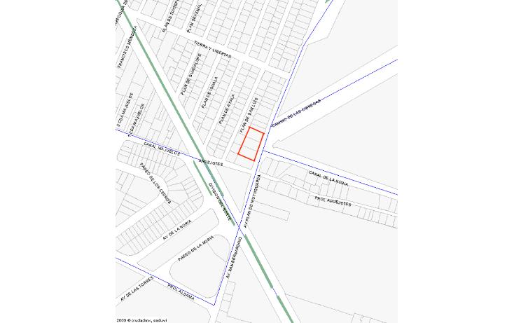 Foto de terreno habitacional en venta en  , san lorenzo la cebada, xochimilco, distrito federal, 1296555 No. 06
