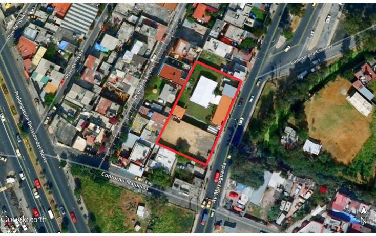 Foto de terreno habitacional en venta en  , san lorenzo la cebada, xochimilco, distrito federal, 1296555 No. 07