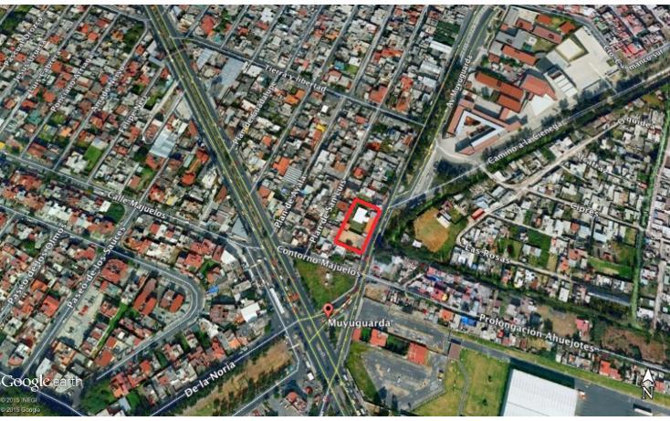 Foto de terreno habitacional en venta en  , san lorenzo la cebada, xochimilco, distrito federal, 1296555 No. 08