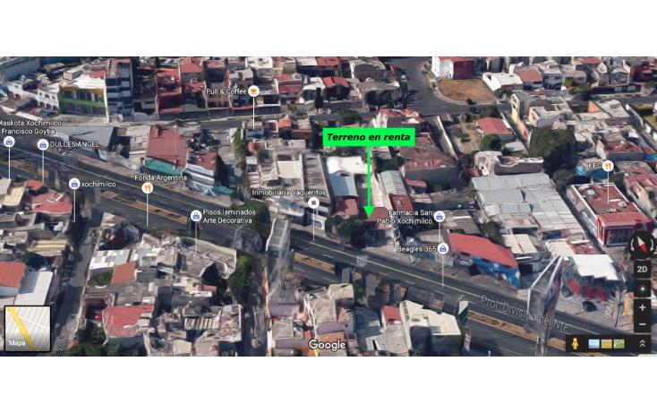 Foto de terreno comercial en renta en  , san lorenzo la cebada, xochimilco, distrito federal, 1944080 No. 04