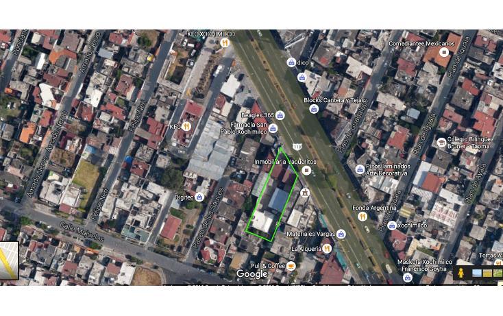 Foto de terreno comercial en renta en  , san lorenzo la cebada, xochimilco, distrito federal, 1944080 No. 05