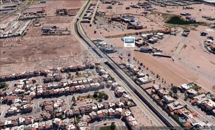 Foto de terreno habitacional en venta en  , misiones de los lagos, juárez, chihuahua, 769493 No. 03