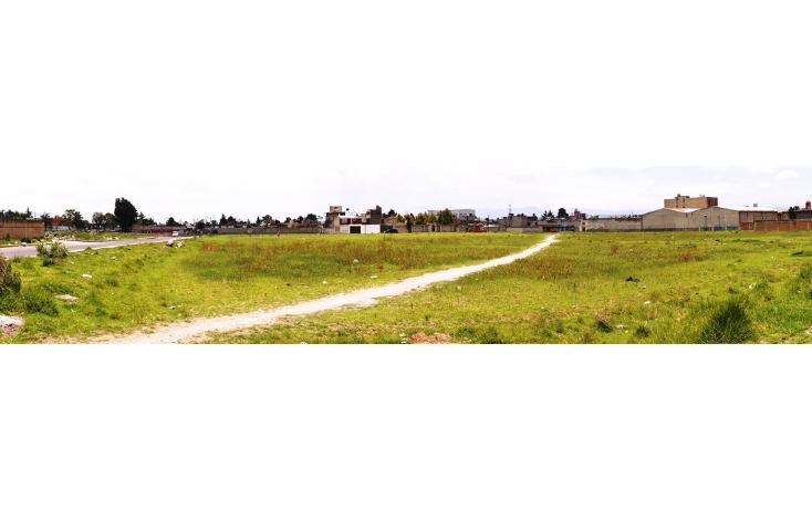 Foto de terreno habitacional en venta en  , san lorenzo tepaltitlán centro, toluca, méxico, 1090173 No. 02