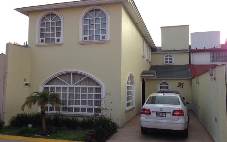 Foto de casa en venta en  , san lorenzo tepaltitlán centro, toluca, méxico, 1135315 No. 01