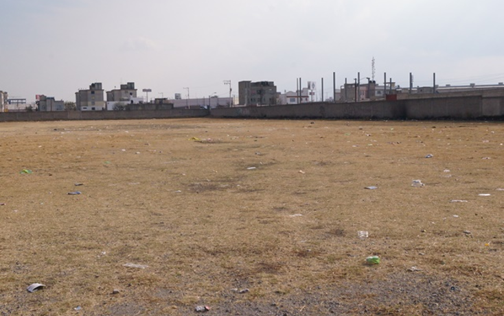Foto de terreno comercial en venta en  , san lorenzo tepaltitlán centro, toluca, méxico, 1492681 No. 01