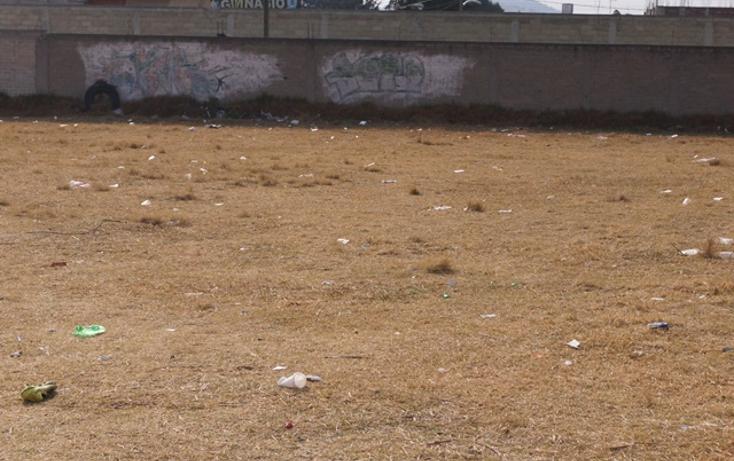 Foto de terreno comercial en venta en  , san lorenzo tepaltitlán centro, toluca, méxico, 1492681 No. 06