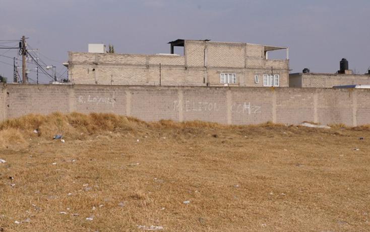 Foto de terreno comercial en venta en  , san lorenzo tepaltitlán centro, toluca, méxico, 1492681 No. 07