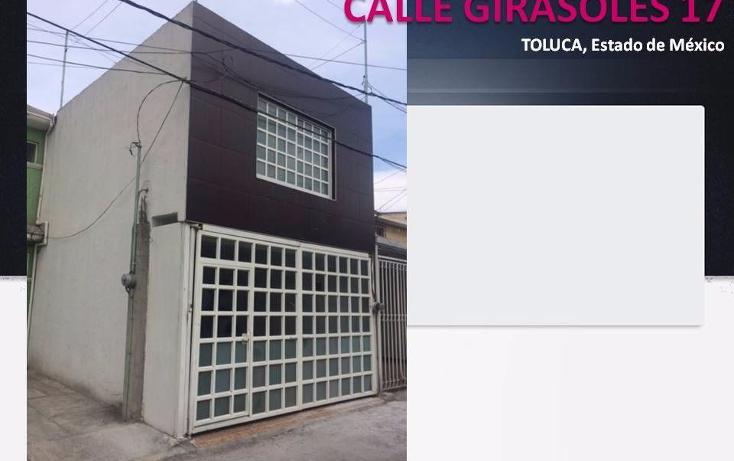 Foto de casa en venta en  , san lorenzo tepaltitlán centro, toluca, méxico, 1824224 No. 01