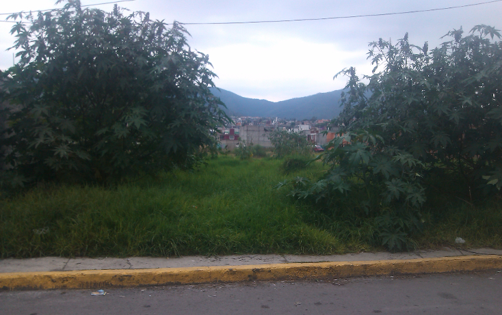Foto de terreno habitacional en venta en  , san lorenzo tetlixtac, coacalco de berriozábal, méxico, 1379367 No. 02