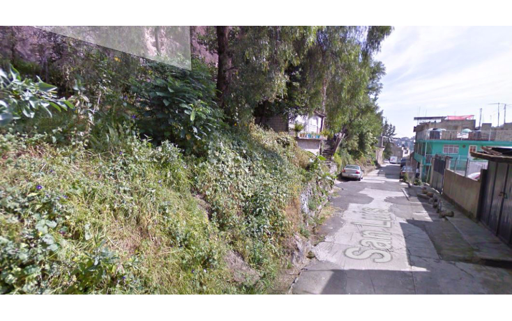 Foto de terreno habitacional en venta en  , san lorenzo totolinga 1a sección, naucalpan de juárez, méxico, 1417415 No. 02