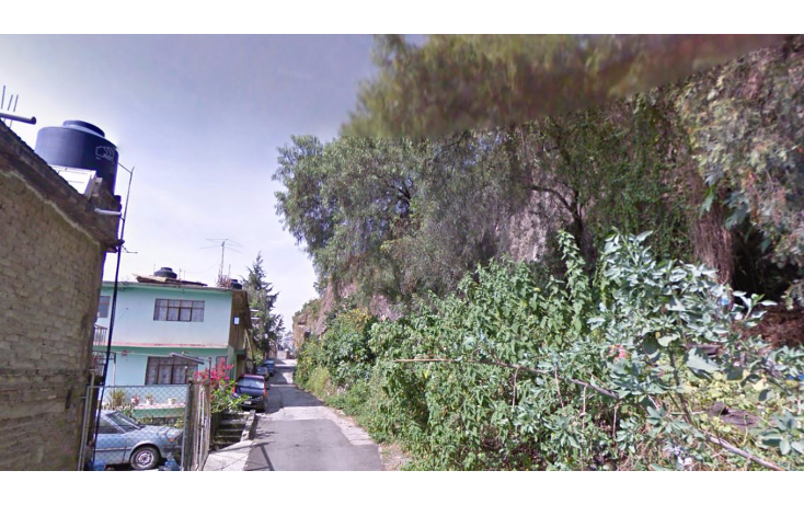 Foto de terreno habitacional en venta en  , san lorenzo totolinga 1a sección, naucalpan de juárez, méxico, 1417415 No. 03