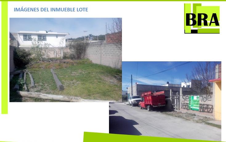 Foto de terreno habitacional en venta en  , san lorenzo, tula de allende, hidalgo, 1557232 No. 03
