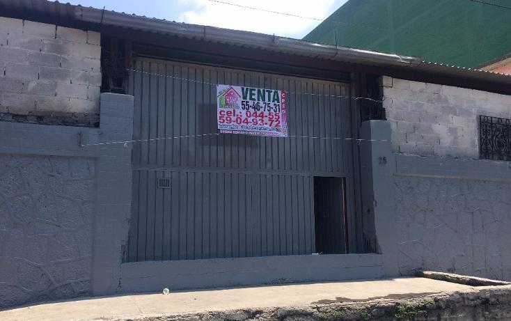 Foto de terreno comercial en venta en  , san lorenzo xicotencatl, iztapalapa, distrito federal, 1277459 No. 10