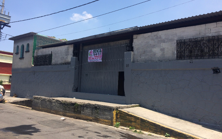 Foto de terreno comercial en venta en  , san lorenzo xicotencatl, iztapalapa, distrito federal, 1277459 No. 12