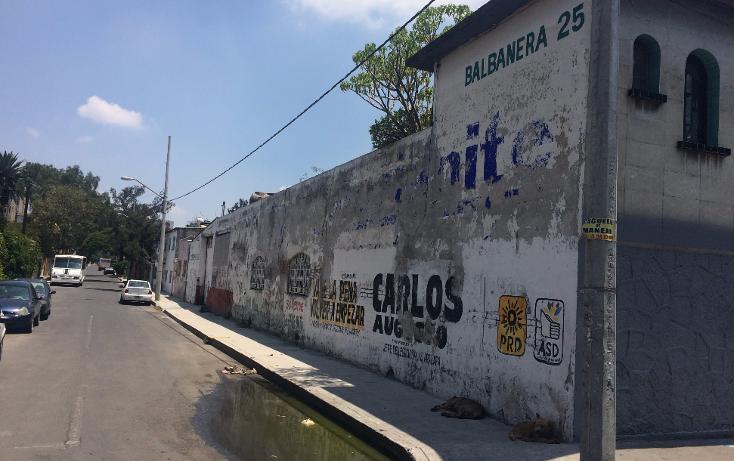 Foto de terreno comercial en venta en  , san lorenzo xicotencatl, iztapalapa, distrito federal, 1277459 No. 13