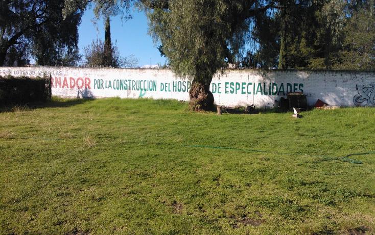 Foto de terreno habitacional en venta en  , san lorenzo, zumpango, méxico, 1365785 No. 01