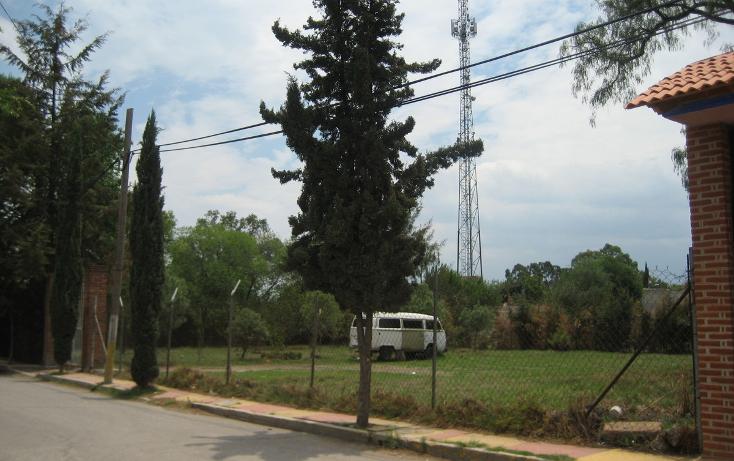 Foto de terreno habitacional en venta en  , san lorenzo, zumpango, m?xico, 2045439 No. 01