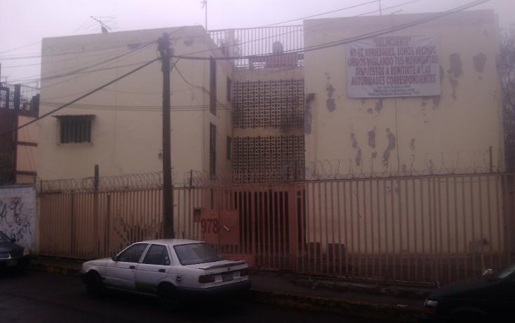 Foto de departamento en venta en  , san lucas, iztapalapa, distrito federal, 1679736 No. 01