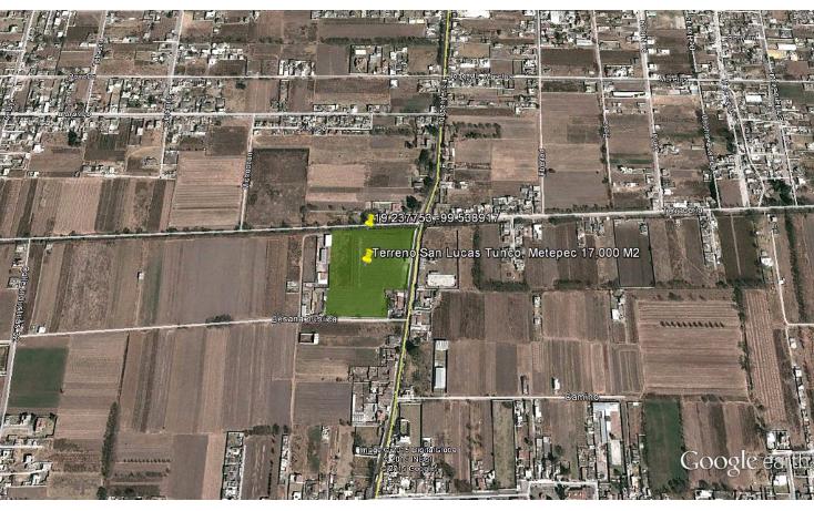 Foto de terreno habitacional en venta en  , san lucas tunco, metepec, méxico, 1204943 No. 05