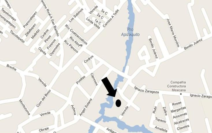 Foto de terreno habitacional en venta en  , san luis, apizaco, tlaxcala, 390197 No. 02