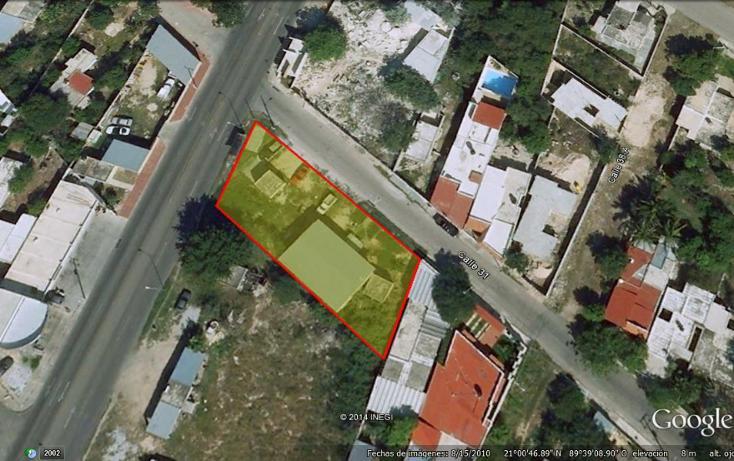 Foto de terreno comercial en venta en, san luis chuburna, mérida, yucatán, 1289491 no 02