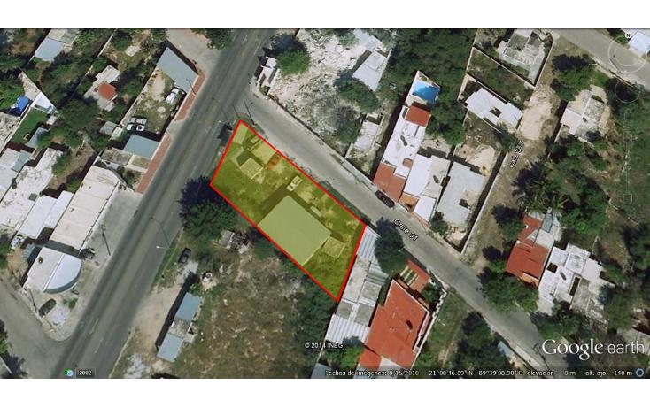 Foto de terreno comercial en venta en  , san luis chuburna, mérida, yucatán, 1289491 No. 02
